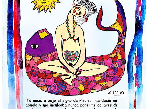 """""""Piscis y perlas"""""""