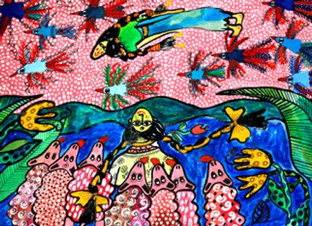 ''En los altos de Chiapas''