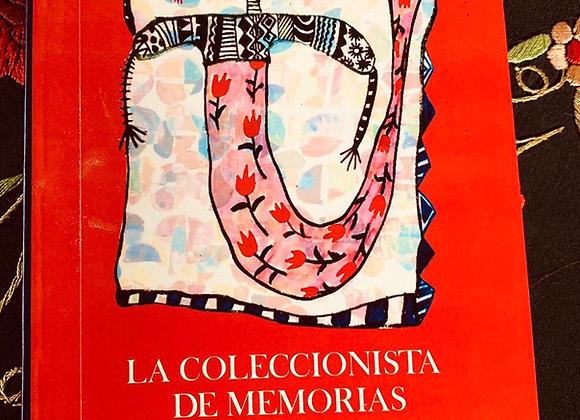 """Libro """"La coleccionista de memorias"""""""