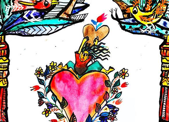 """""""El amor pesa"""""""