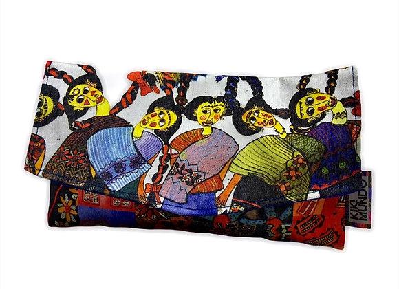 Cartera Mujeres Mayas