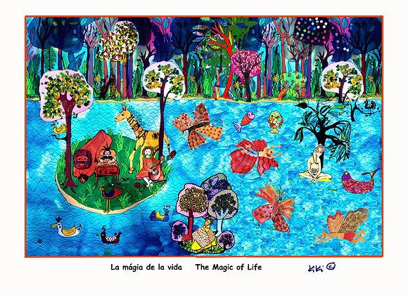 """La magia de la vida"""