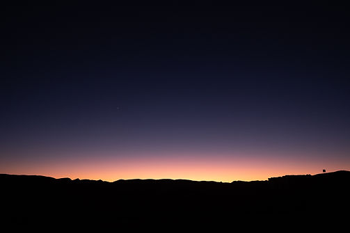 Terlingua,Dusk,Texas,Big Bend