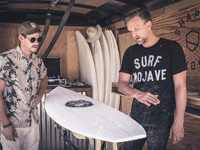 Shaping Room: Building Your Own Custom Board with Chris Clark