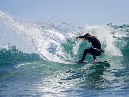 Skimboard Laguna Beach with Legend Blair Conklin