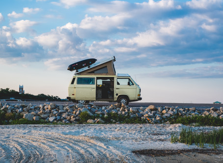 The Best Surfing Campsites in the Southeast U.S.