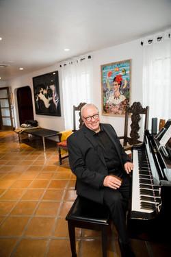 Paul at the Piano