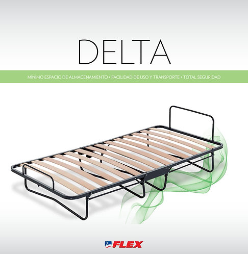 Somier Plegable FLEX Mod. DELTA