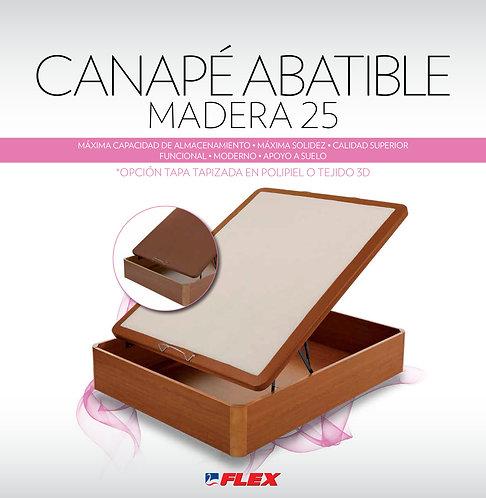 Abatible FLEX Mod. MADERA 25