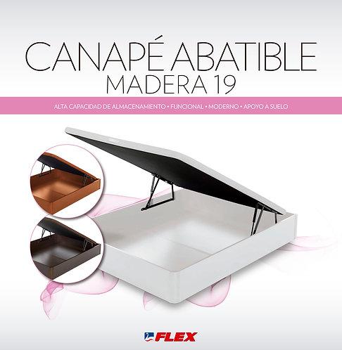 Abatible FLEX Mod. MADERA 19