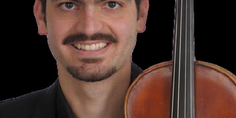 Viola OMEA All-State Orchestra Prep Masterclass
