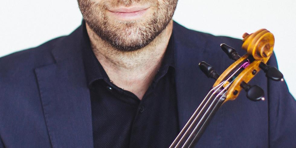 Violin OMEA All-State Orchestra Prep Masterclass