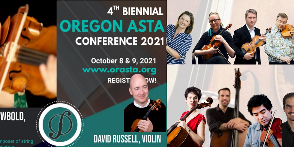 Oregon ASTA 2021 Biennial Conference
