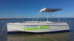 location bateau sans permis Hyères