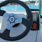 Poste de pilotage SolarBoat