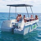 SolarBoat en famille