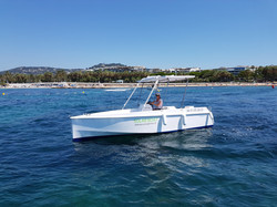 Electric boat - Without Licence