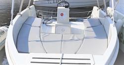 bain de soleil bateau sans permis