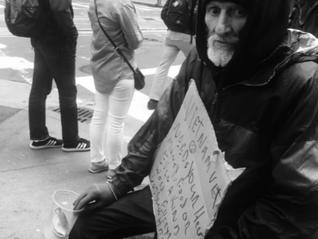 Homeless, But Not Voiceless