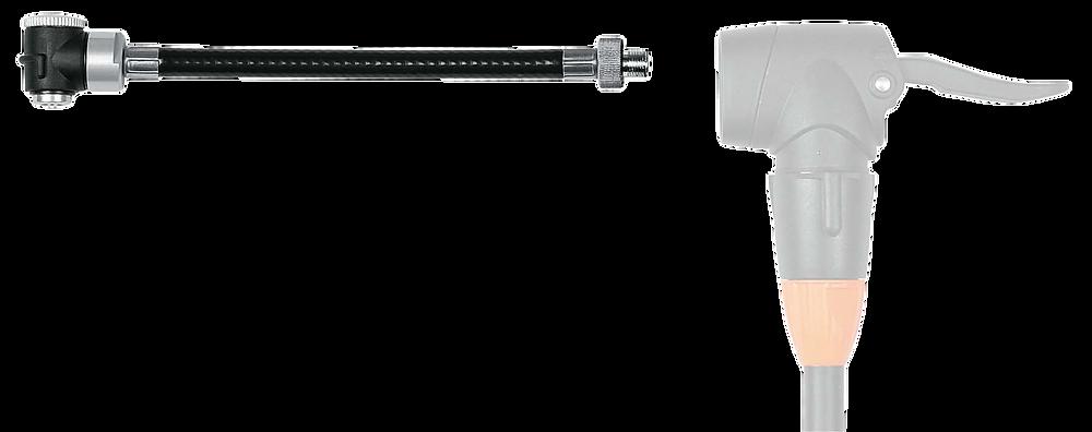 Valve Extension for Rennkompressor
