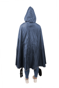 Poncho for rollator users