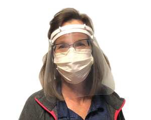 Gesichtsmaske gegen Coronavirus