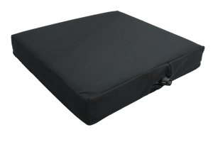 Air cushion with incontinence cover
