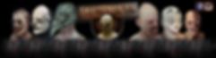 Website Navbar Silicone Masks