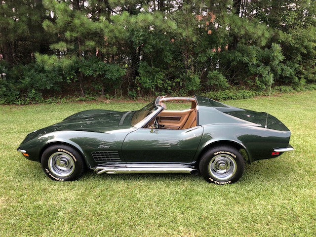 1970 Corvette Coupe 350 V8