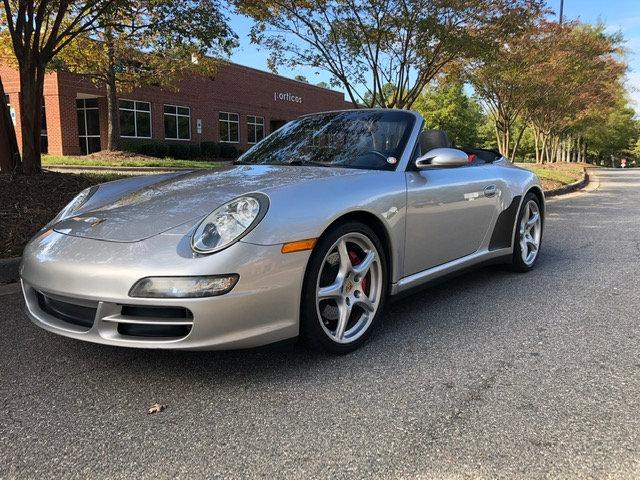 2006 Porsche 911 C4S cabriolet
