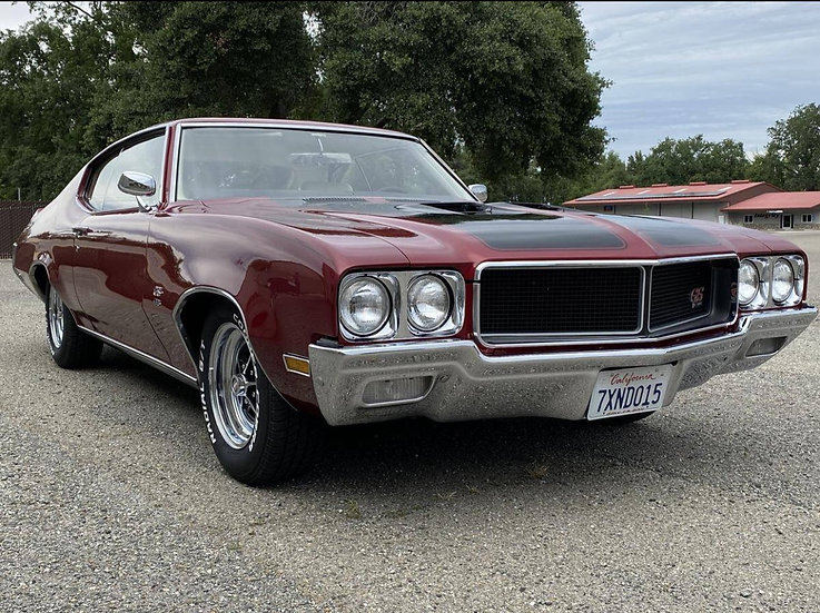 1970 Buick GS 455