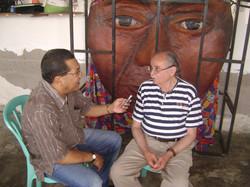 Entrevistando_a_Santiago_García