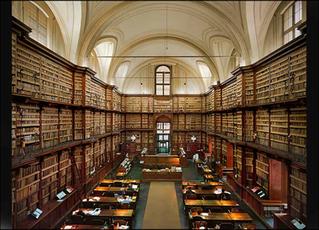 La biblioteca soñada