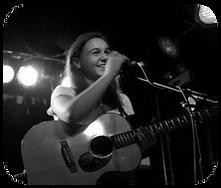 Kate Diaz singer songwriter artist guitar