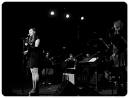 CWP Showcase Berklee Kate Diaz with band