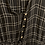 Thumbnail: שמלת מהממתותי פגום- שחור לבן משבצות