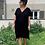 Thumbnail: שמלת אלכוג׳ל מונאמור - שחור