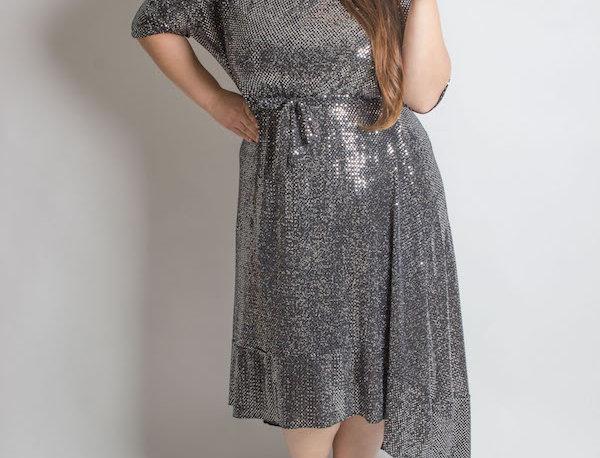 שמלת חייבת כזאת - כסף