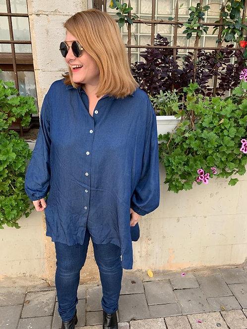חולצת הגרושה מאיסטנבול - ג׳ינס ויסקוזה