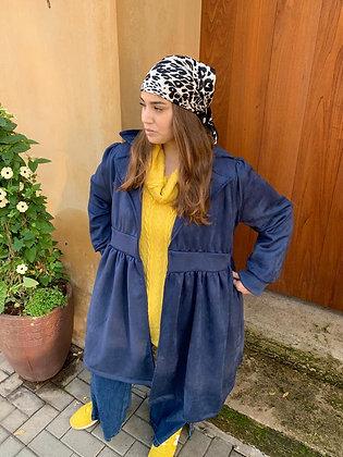 ג׳קט ציונה פפיונה - כחול ג׳ינס