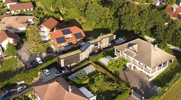 Villa contemporaine Yvoire