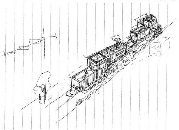 aba - architecture - maison contemporaine - bregigeon