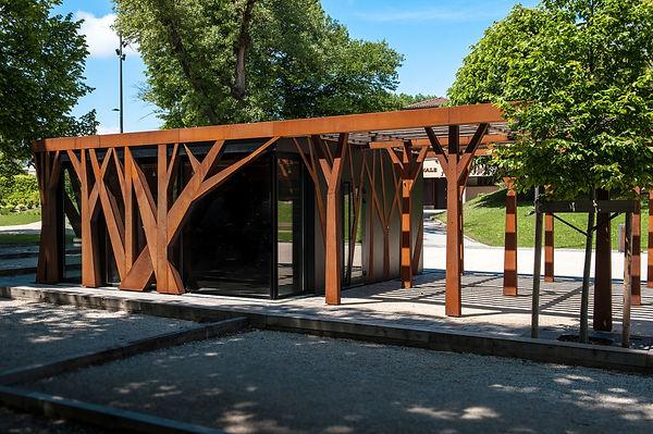 aba - architecte - architecture - équipements contemporaine - bregigeon