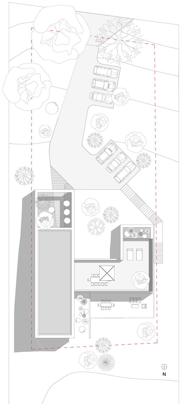 aba - maisaba - architecture - maison contemporaine - bregigeonon contemporaine