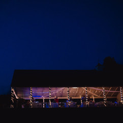 Sunset Pavilion at Night