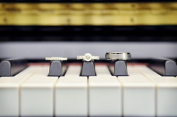 Rings on Piano
