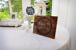 Send Off Table