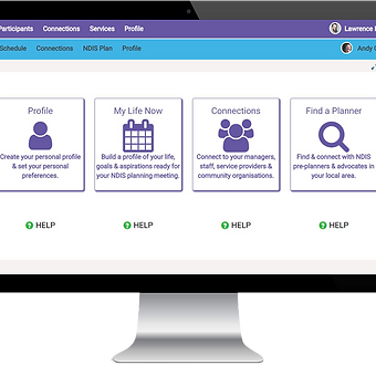 First 2 Care app, Disability Services management software