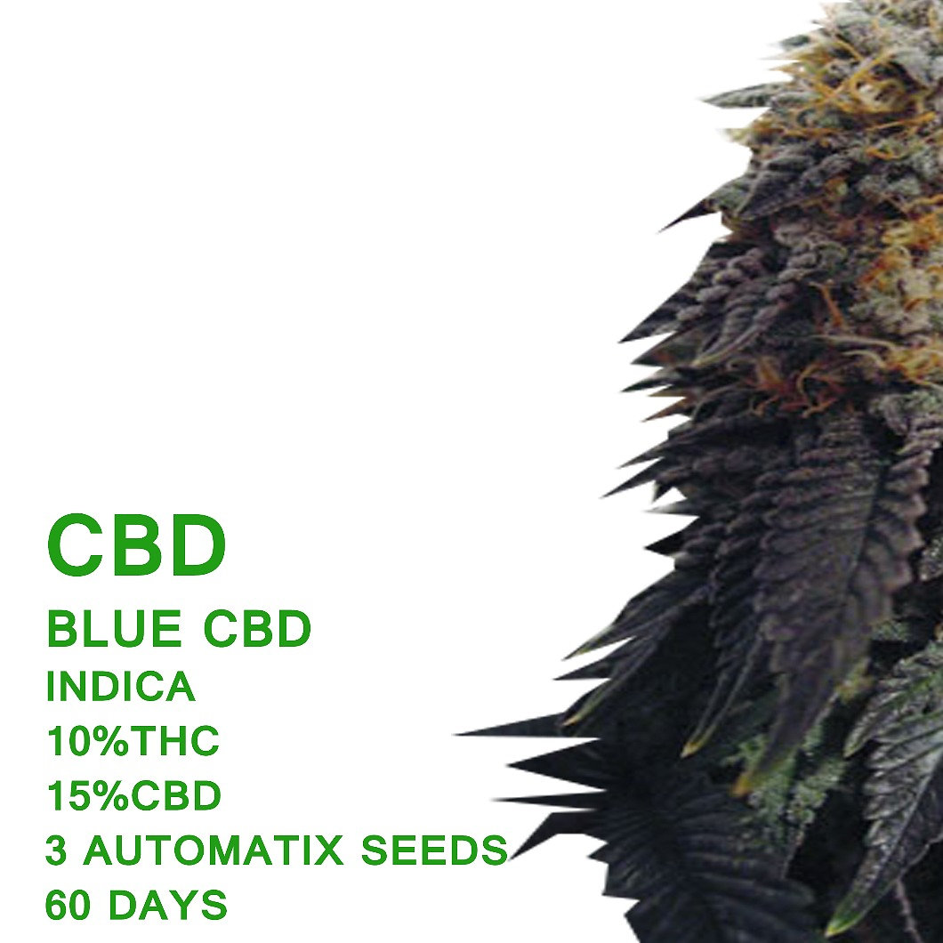 BlueCBD - SeedWorx Laboratories