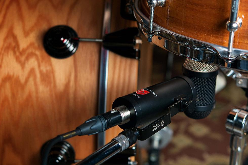 Lauten Audio Ls-308 Under Snare Drum